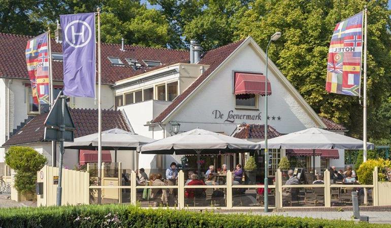 hotel en restaurant de loenermark